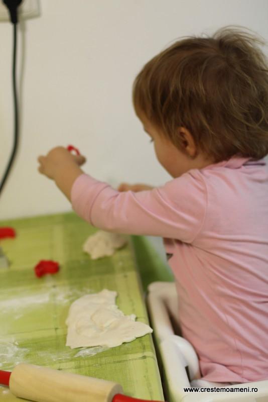 decoratiuni craciun facute de copii