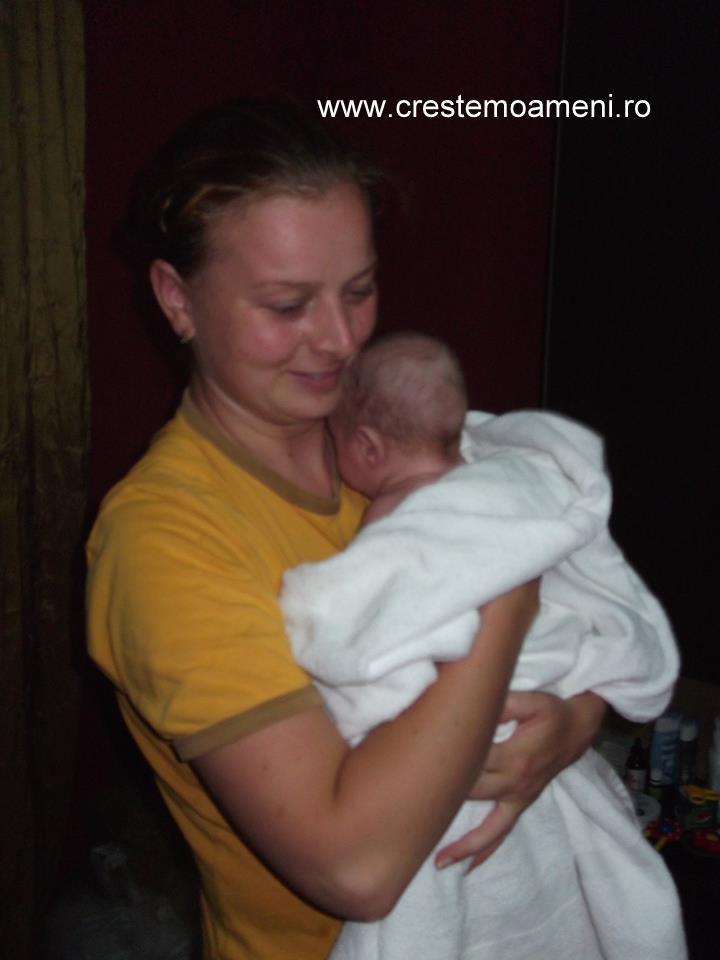 bebelus prematur al meu si doar al meu crestemoameni