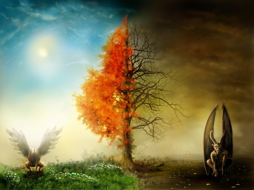 raii versus iad religia pe intelesul copiilor