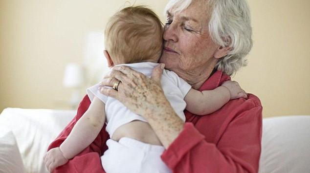 bunica si parentingul modern