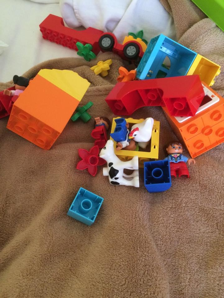 cutremur cu lego