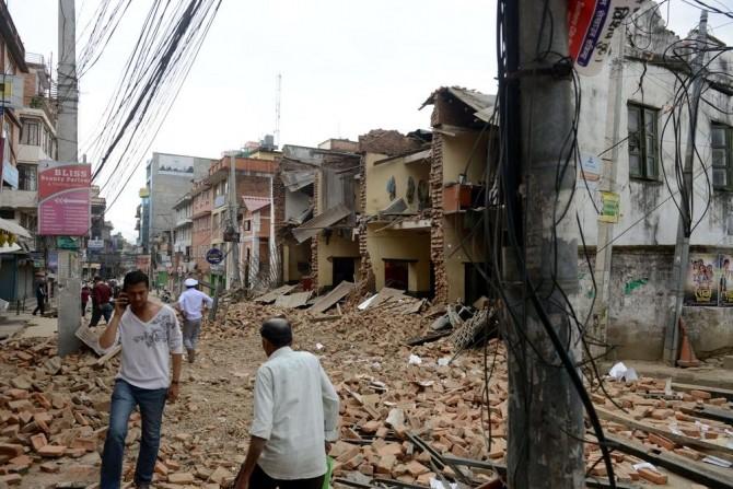 cutremur nepal 1