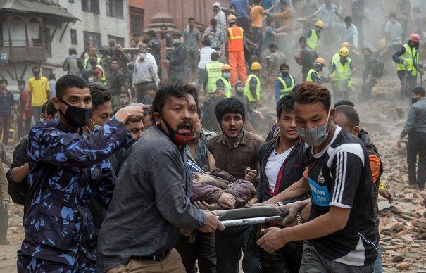 cutremur nepal 2