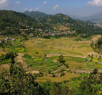 satul Balthali Nepal
