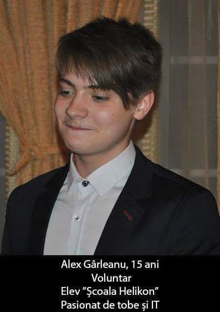 Alex Garleanu