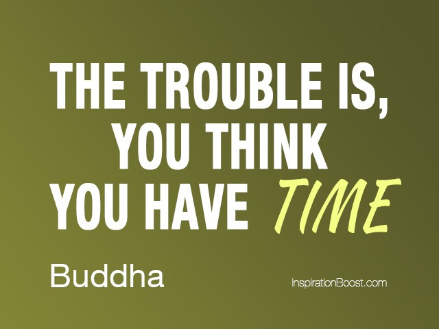 Buddha-Time-Quotes