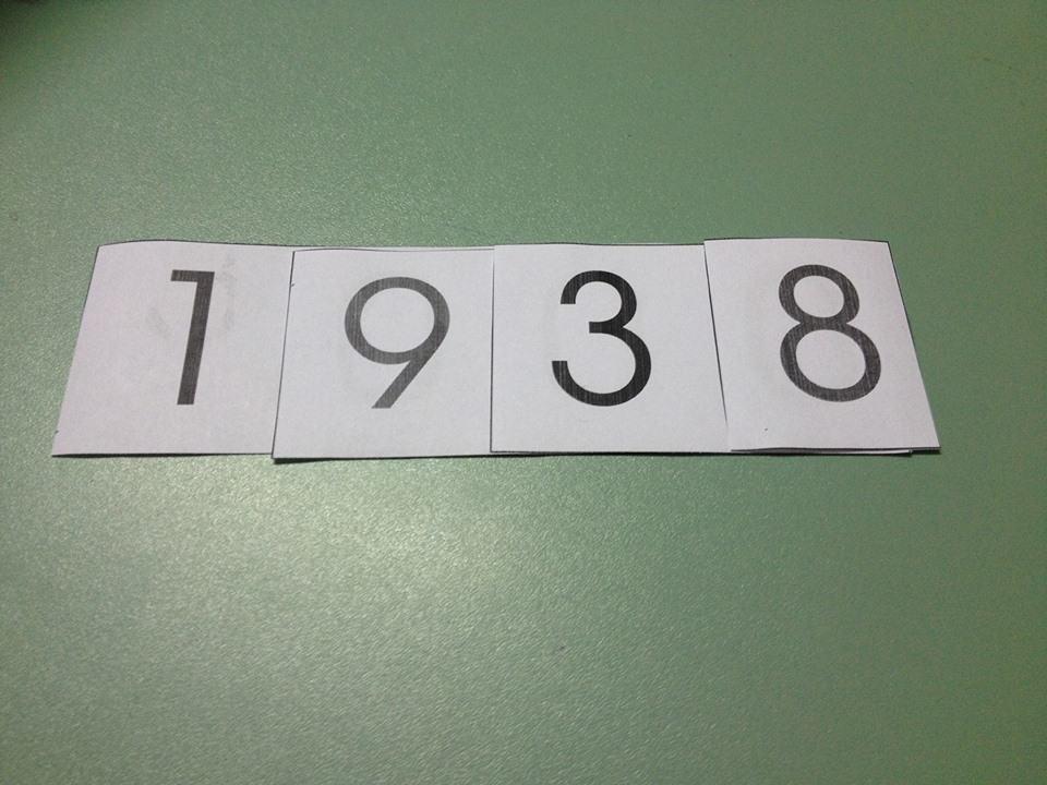 numere montessori