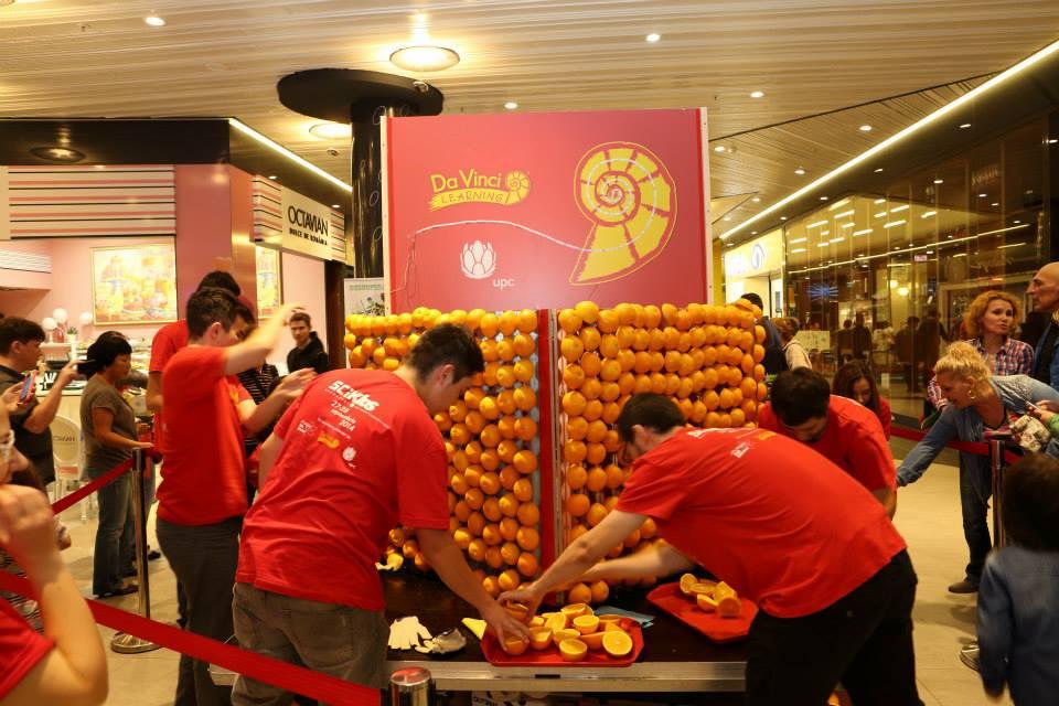 festivalul stiintei portocala