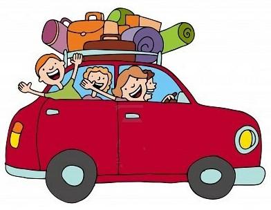 jocuri cu copiii in masina la drum