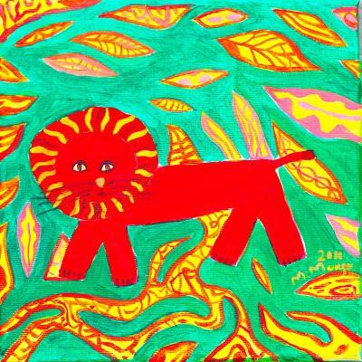 leul cu soare
