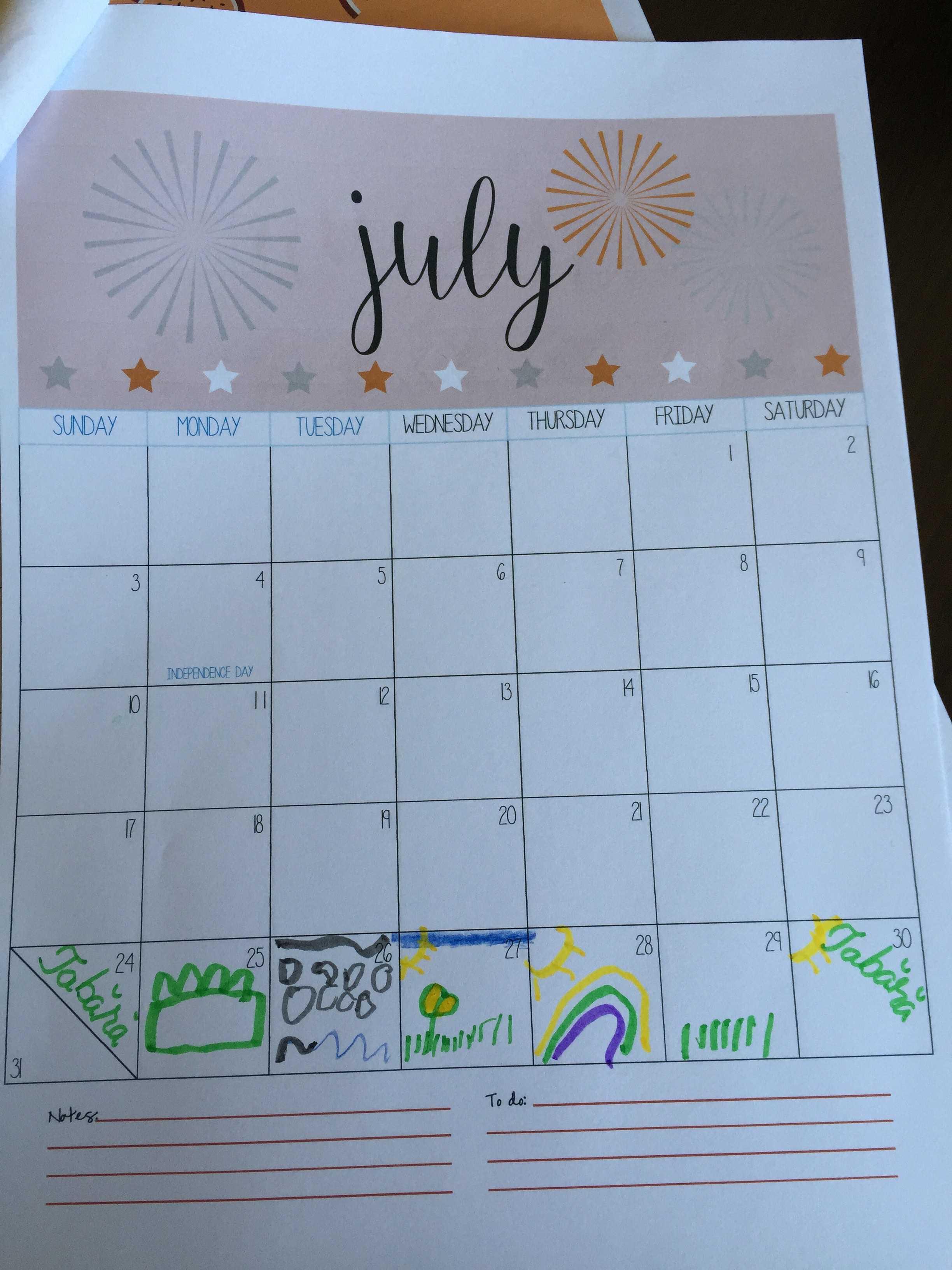 Calendar de vacanta